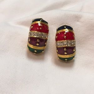 Joan Rivers Earrings